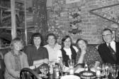 Social evening with friends  -Stuart Stacey Collection