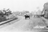 Horse &  Carriage  in Chatteris-Stuart Stacey Collection