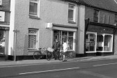 Confectioners shop/ Jay & Bees Fish shop in High Street  , Chatteris-Stuart Stacey Collection