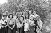Girl Guides Adventure Trip-Stuart Stacey Collection