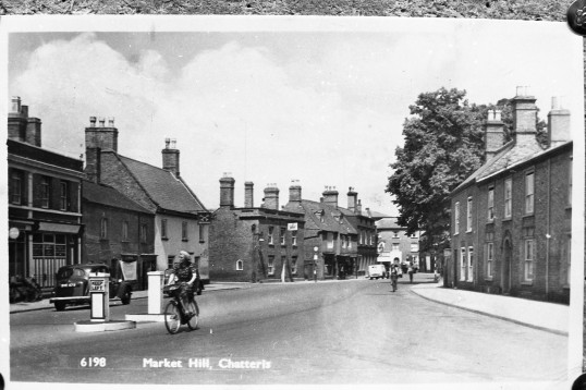 Market Hill Chatteris-Stuart Stacey Collection