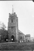 St Peter & St Paul Church,Chatteris-Stuart Stacey Collection