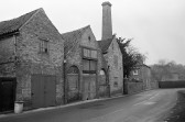 Chatteris Blacksmith shop -The Forge-in St Martins Road-Stuart Stacey Collection