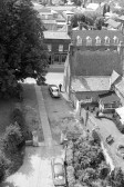 Driveway leading to St Peter and St Pauls Church, Chatteris. Stuart Sacey collection