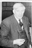 Photogragh of  a gentleman -Stuart Stacey Collection