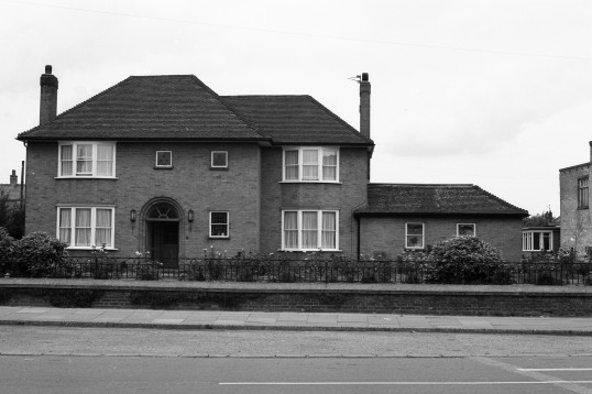 Detached House Chatteris-Stuart Stacey Collection