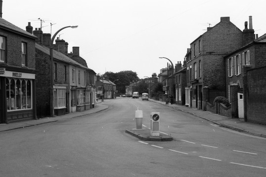 View of Park Street Chatteris-Stuart Stacey Collection
