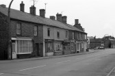 Shops in Park Street, Chatteris-Stuart Stacey Collection