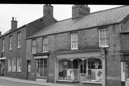 Fred Scotney Ltd, Licensed Betting Office High Street Chatteris-Stuart Stacey Collection