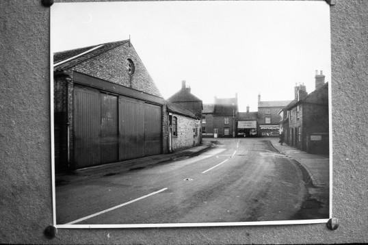 New Road Chatteris- Stuart Stacey collection