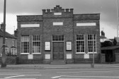 Salvation Army Building Chatteris-Stuart Stacey Collection