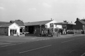 National Petrol Garage(Wilderspin) Chatteris-Stuart Stacey Collection