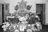 Families & friends at  event for best flower arrangement, (2)Chatteris-Stuart Stacey Collection