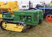 Tractors & Farming Machinery at showground (3)-Stuart Stacey Collection