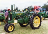 Tractors & Farming machinery at showground (4) -Stuart Stacey Collection