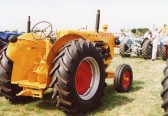 Tractors & Farming machinery at showground (2)-Stuart Stacey Collection