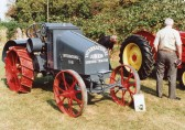 Tractors & Farming Machinery at showground (5)-Stuart Stacey Collection