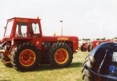 Tractors & Farming machinery at showground(6)-Stuart Stacey Collection
