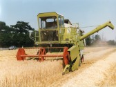 Combine Harvesters-Stuart Stacey Collection