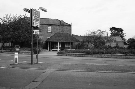 East Park Street Pavilion & garden. Stuart Stacey collection