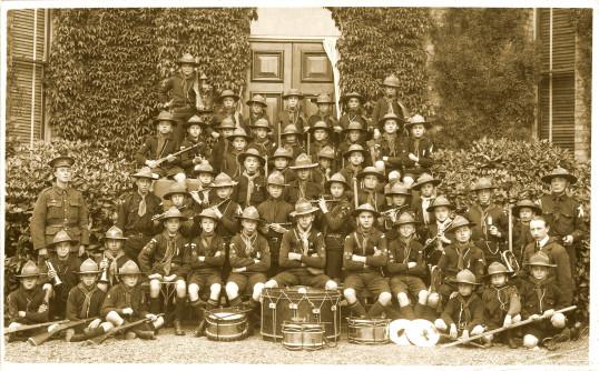 Chatteris Boy Scouts