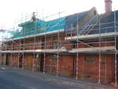 Building renovation to old Methodist Chapel New Road , Chatteris