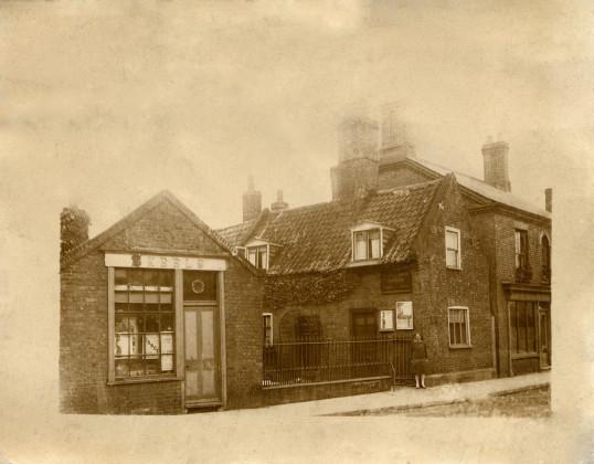 The family Skeels business premises