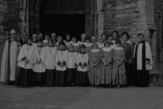St Peters and St Pauls Chatteris Choir