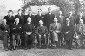 Group photograph in Chatteris