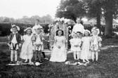 Group of Children in Fancy Dress