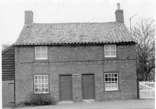 The former Five Bells Public House, Wenny Rd, Chatteris