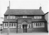 White Lion Public House, High Street, Chatteris.Part of Stuart Stacey Collection