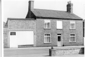 Former premises of the Beehive Public House, South Park Street, Chatteris.From Stuart Stacey Collection