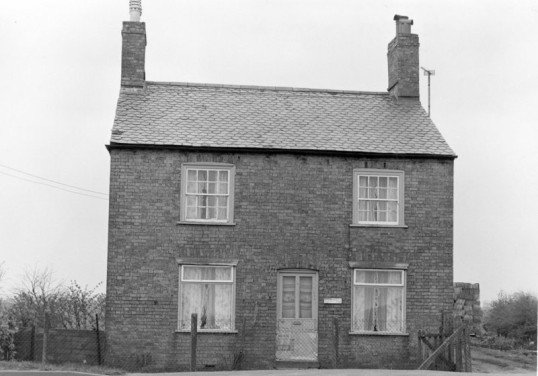 Formerly the Lamb and Flag Public House , Wenny Road, Chatteris. From Stuart Stacey Collection