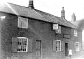 Former premises of the Boat and Anchor Public House, Bridge street, Chatteris from Stuart Stacey Collection
