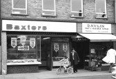 Baxter's and Davlins, Dimensions and Bonnetts bakers in Stuart Stacey collection