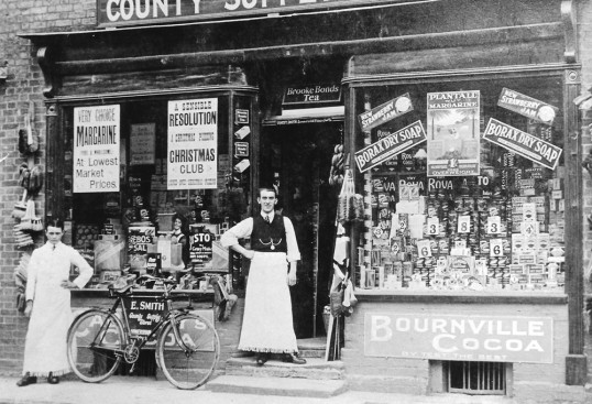 County Supply Store, High St.Chatteris