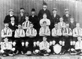1905-06 Chatteris Engineers Reserves Football Team