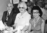 Social event - Can you help identify the people in this photo and the event?