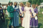 Festival Princesses from the Stuart Stacey Collection.