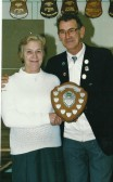 Chatteris St Peter's Bowls Club Couple