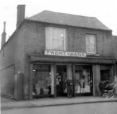 Former shop 85, High Street Chatteris known as Eveline's