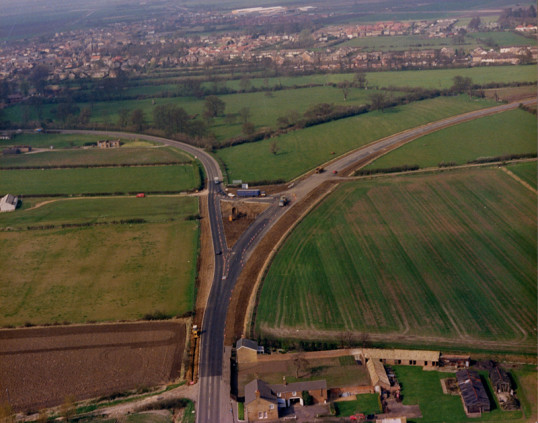 A142 Turn off- Stuart Stacey collection