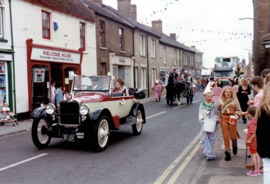 Festival week 1993