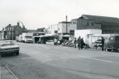 Market Day Chatteris. Stuart Stacey collection