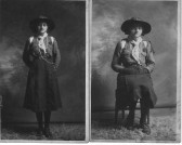 Ivy May Angell - Chatteris Girl Guides 1914