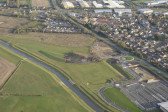 Tesco Site Aerial photographs