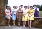 King Edward / Burnsfield School staff