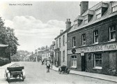 'The George' Family pub, Market Hill-Stuart Stacey Collection