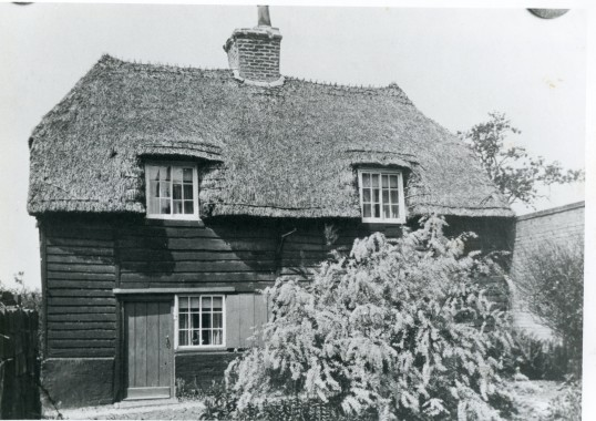 Thatched cottage-Stuart Stacey Collection
